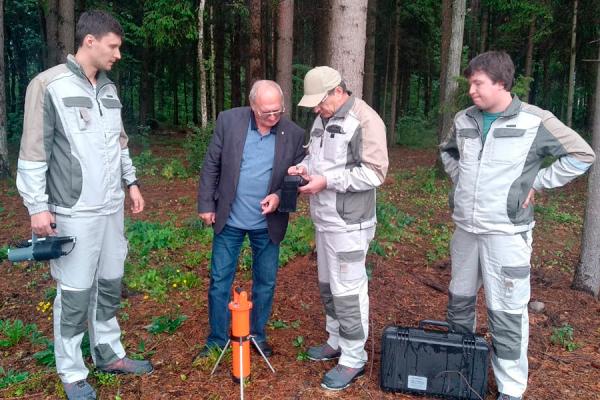 На БелАЭС начала работу международная экологическая экспедиция