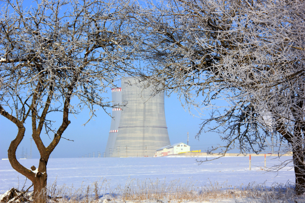 After the commission of the nuclear power plant, Belarus will reduce the share of gas in the production of electricity to 60%