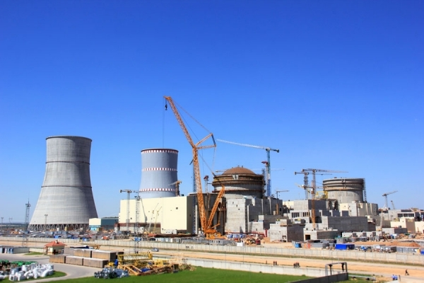 How does Novosibirsk produce fuel for BelNPP